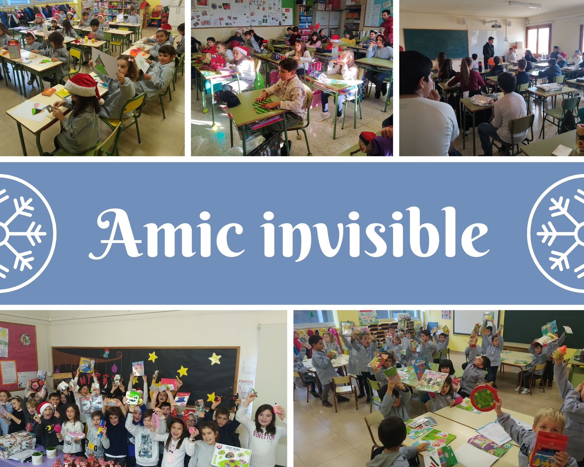 Amic invisible